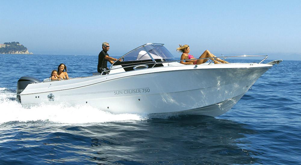 barco alquiler